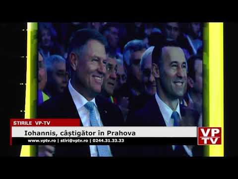 Iohannis, câștigător în Prahova