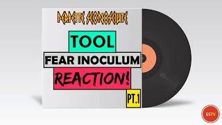 Fear Inoculum – Primo ascolto di Enrico Silvestrin – Parte 1