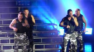"98 Degrees ""The way you want me to"" July-29-2016 Meadow Brook Amphitheatre Detroit, Michigan"
