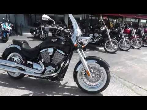 014172 - 2013 Victory Boardwalk - Used Motorcycle For Sale