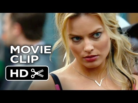 Focus Movie CLIP - Congratulations, You're a Criminal (2015) - Will Smith, Margot Robbie Movie HD