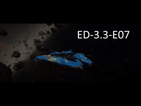 Elite Dangerous 3 3 E05 - Loving Deep Core Mining in the Krait