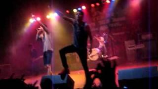 3oh!3 - Tapp lead in w/ Punk Bitch - 4/9/2009 - Live @ Sokol Auditorium - Omaha, NE