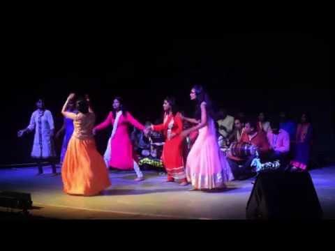 Sahavasees Song and Graba Dance - Meher Sparkle, MbYAS 2016 Celebration Night