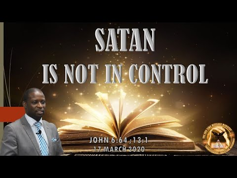 Satan is not in Control