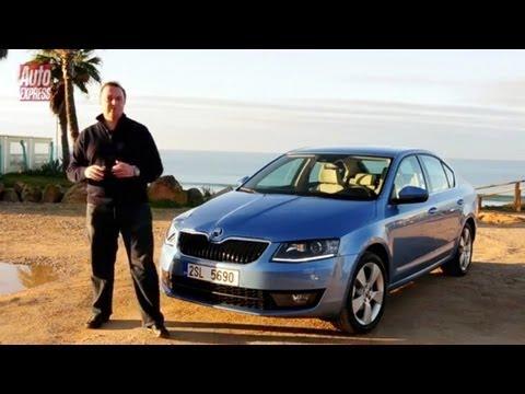 Skoda Octavia Review Video