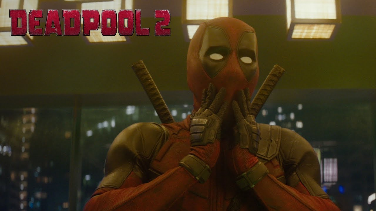 Deadpool 2 - On Digital, Blu-ray and DVD