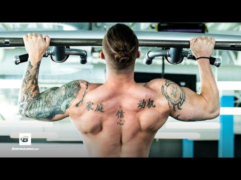 Le programme à jintensifie des muscles