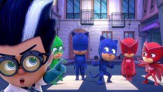Герои в масках   Особенный камень Гекко   Нарезка из целых эпизодов   мультики для детей