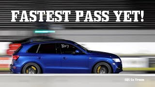 Dual Pulley SQ5 Runs Low 11's! by Ignition Tube
