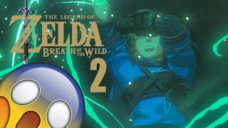 Zelda: Breath of the Wild 2 LIVE REACTION!