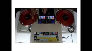 DJ BASH- SCRATCHING