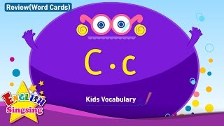Kids từ vựng biên soạn - Words bắt đầu với C, c 2