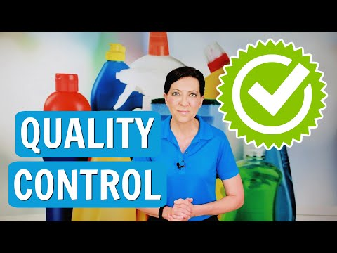 , title : 'Quality Control For Your Cleaning Business