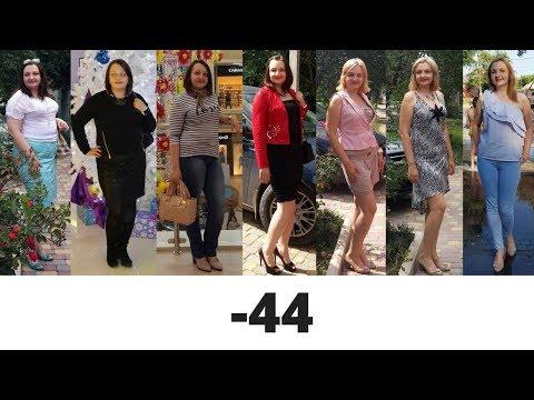 Кто похудел до и после реальные истории