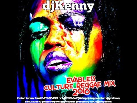 Download Dj Kenny Evabless Culture Reggae Mix Jan 2016   MP3