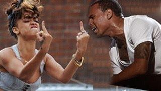 Rihanna's Death Threats To Chris Brown
