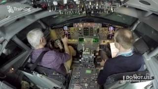 Can a pilot of Airbus A320 land the Boeing B737 type aircraft?