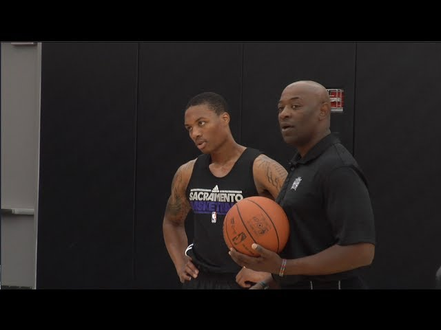 Kings-pre-draft-workout-damian-lillard