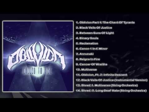Oblivion - Called To Rise (FULL ALBUM/HD) [Unique Leader Records]