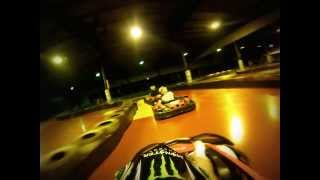 preview picture of video 'GOPRO karting valence indoor'