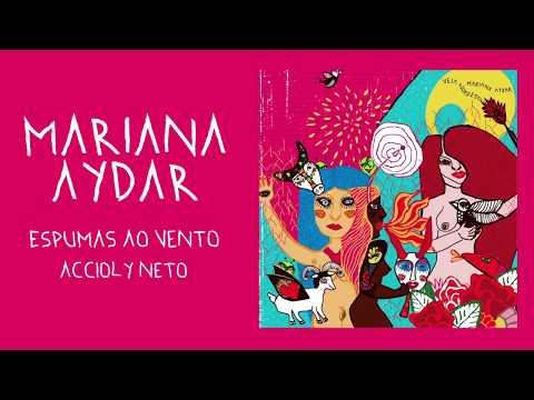 Mariana Aydar - Espumas ao Vento