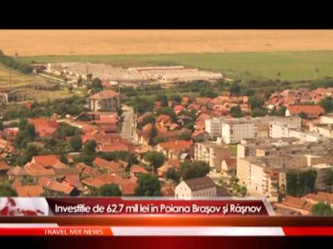 Investitie de 62,7 mil lei in Poiana Brasov si Rasnov
