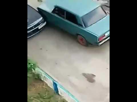 Убежал после ДТП водитель в Абакане