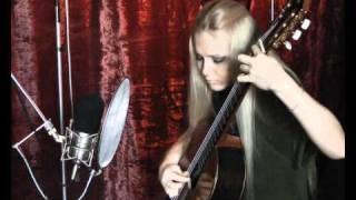 "Anna Likhacheva Play Sonata By L. Brouwer (1 Part, ""Fandangos Y Boleros"")"
