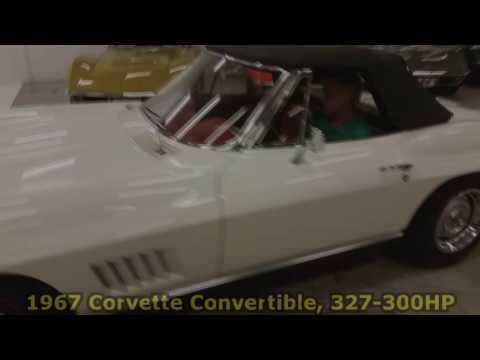 Video of Classic 1967 Chevrolet Corvette - I42S