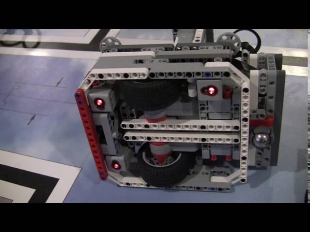 LEGO Education EV3 Программирование 2.6 | Плавное следование по линии