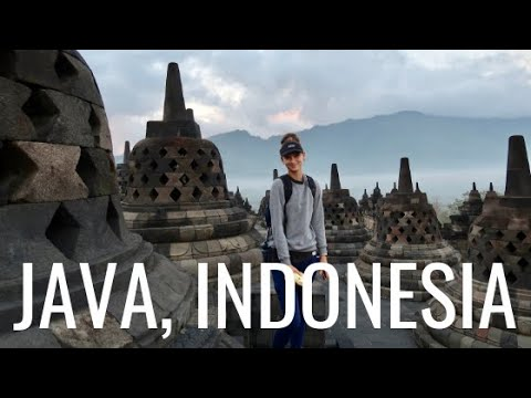 5 Days Exploring Java, Indonesia