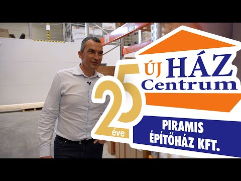 Piramis Építőház  - 25 éve a vásárlókért 🥰