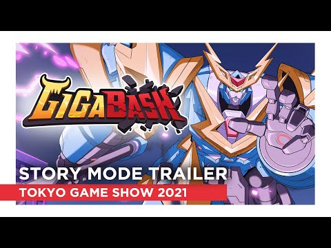 多人亂鬥類遊戲《GIGABASH》公開故事模式介紹影片