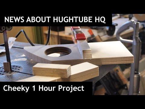 1 Hour Project - camper van Cup Holder
