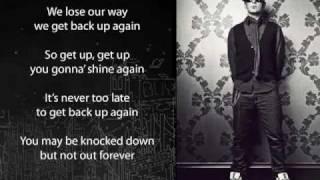 TobyMac: Get Back Up - Official Lyric Video