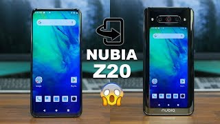 ZTE nubia Z20 First Impressions: Do You Need a Dual-Screen Smartphone?