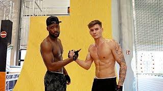 KSFREAK VS PROFI | Ninja Warrior | Wer ist schneller???