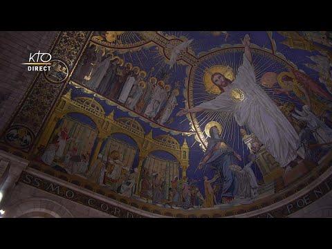 Prière du Milieu du jour du 22 septembre 2021 des Bénédictines du Sacré-Coeur de Montmartre