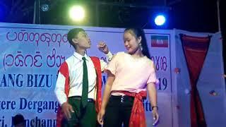 Group Dance,Habil    Nawkbach,Laljori,Tripura,IIndia