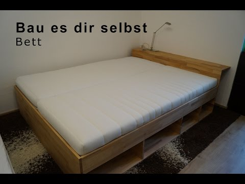 Bau es dir selbst - Bett