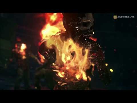 Impressions à chaud lors de la GC 2017 de Call of Duty : WWII