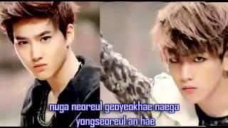 Into Your World (Angel) - EXO-K [Romanization + Hangul CC Lyrics]