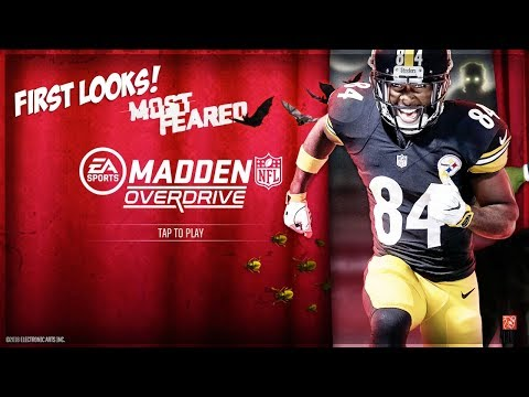 Madden Overdrive Most Feared Is HERE!! First Looks 92 OVR Brian Dawkins!!