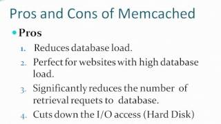 All about Memcached Part 1 of 4