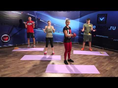 Фитнес упражнения чтобы убрать бока