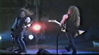 Metallica Eye of the Beholder Live in Hartford CT 1989
