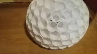 Muñeco De Nieve Con Vasos De Plástico Free Video Search Site