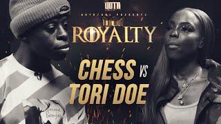 TORI DOE Vs CHESS QOTR Presented By BABS BUNNY & VAGUE