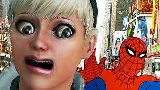 O Homem Catenga! - The Amazing SpiderMan